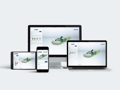 Newsbild für Weinmann Summerwalker – mit Produktkonfigurator